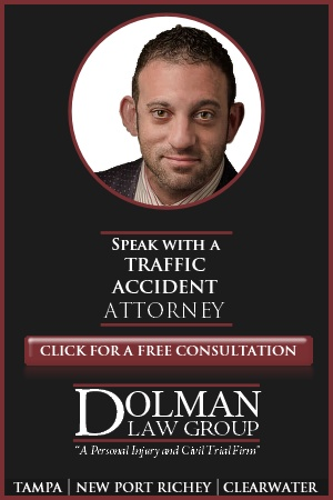 Dolman Law | Tampa Personal Injury Attorney | 727 451 6900