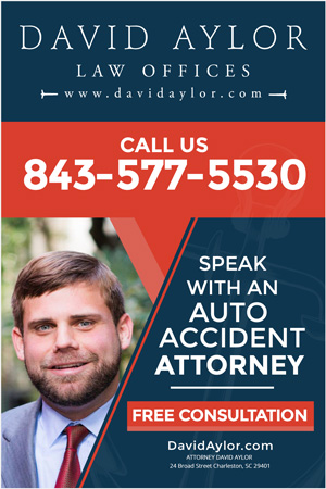 David Aylor Charleston Personal Injury Attorney