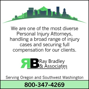 Ray Bradley Oregon and SW Washington Personal Injury Attorney