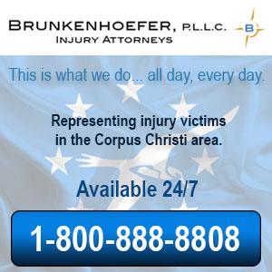 Recent Car Accidents Corpus Christi Texas