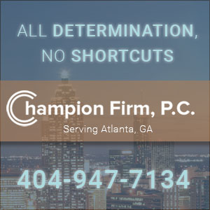 Champion Firm - Personal Injury Attorneys in Atlanta, GA