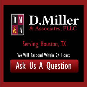 D. Miller - Houston Personal Injury Attorney