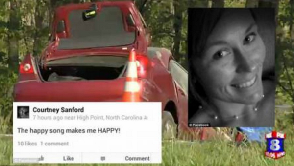 Woman Dies In Car Crash Seconds After Posting To Facebook