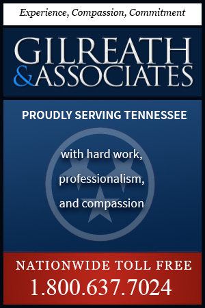 Sid Gilreath - personal injury attorney in Tennessee
