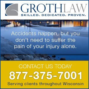 Groth Law - Personal Injury Attorney Serving Wisconsin