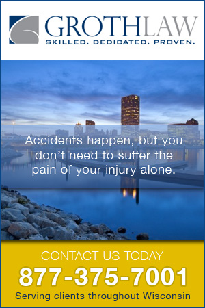 Groth Law - Personal Injury Attorney Serving all of Wisconsin