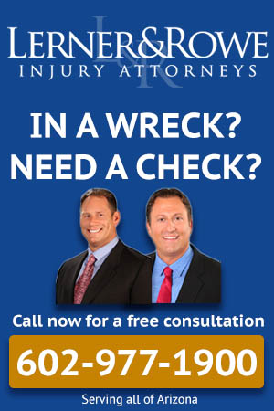 Lerner and Rowe - Personal injury attorneys serving Arizona