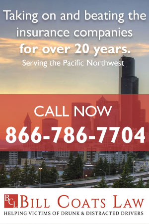 Bill Coats Law - Personal Injury attorney serving the Pacific Northwest