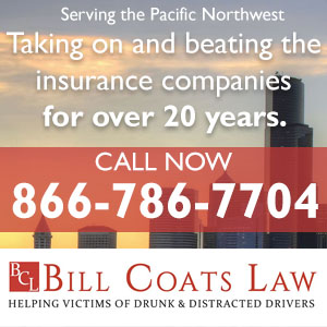 Bill Coats law - Personal Injury Lawyer serving the Pacific Northwest