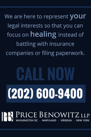 Price Benowitz personal injury attorneys in Virginia
