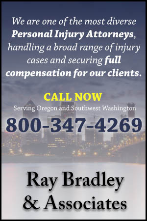 Ray Bradley - Oregon's Personal Injury Attorney