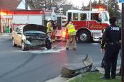 Car, Truck, Pedestrian and Other Accidents in Marathon County, WI 1