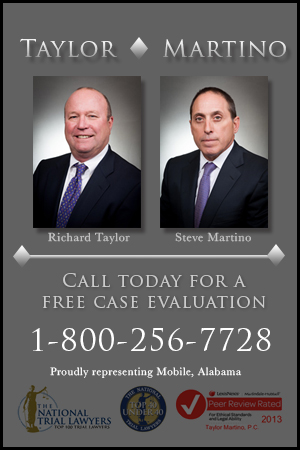 Taylor Martino injury attorneys