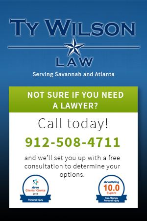 Ty Wilson - Savannah Personal Injury Attorney