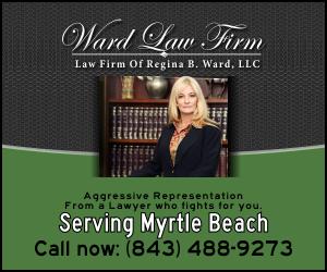 Attorney Regina Ward - Myrtle Beach Accident Lawyer